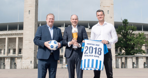 Berliner Kindl Hertha BSC 2018
