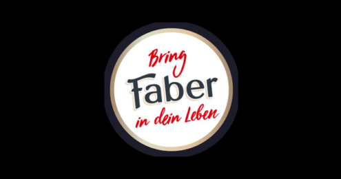 Bring Faber in dein Leben Logo