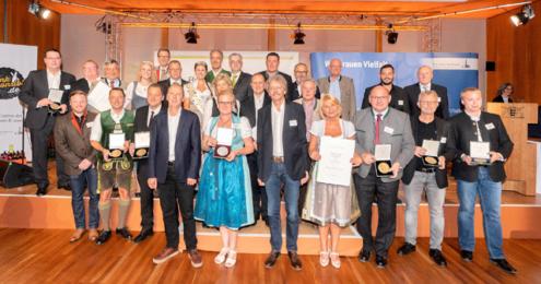 DBB Bundesehrenpreise 2018