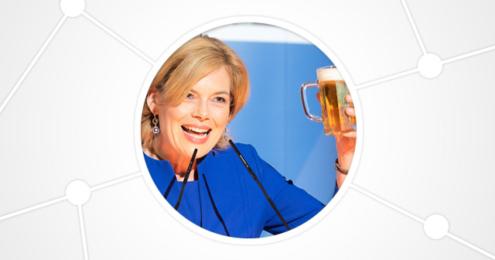 Julia Klöckner Bierbotschafterin 2018