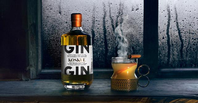 Kyrö Koskue Gin neues Design