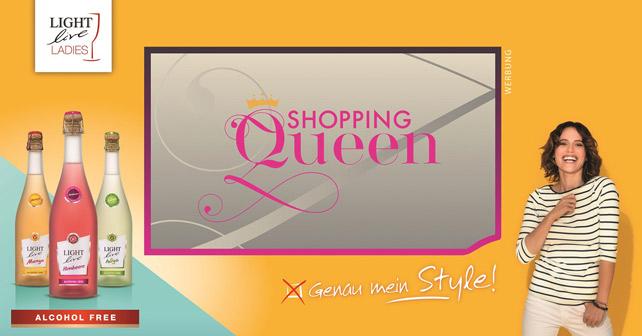 LIGHT live Werbung Shopping Queen
