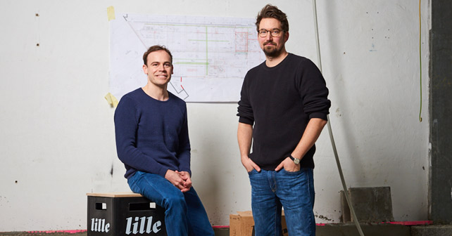 Lillebräu Gründer