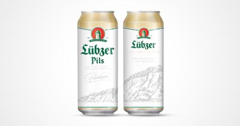 Lübzer Pils Dose Sommer 2018