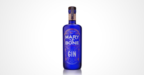 Marylebone Gin Flasche
