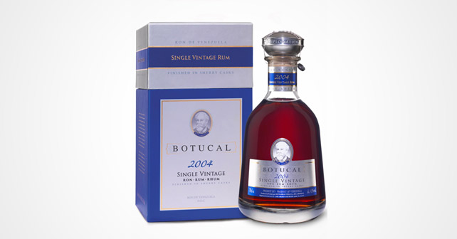 Rum Botucal Single Vintage 2004