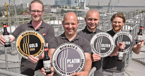 Störtebeker Craft Beer Award 2018