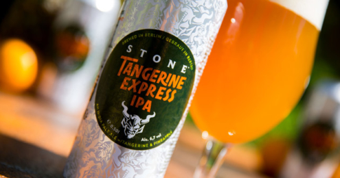 Stone Brewing Berlin UNIQCAN Tangerine Express IPA