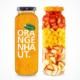 true fruits Smoothie orange neue Rezeptur