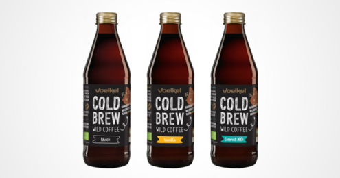 Voelkel Cold Brew Wild Coffee