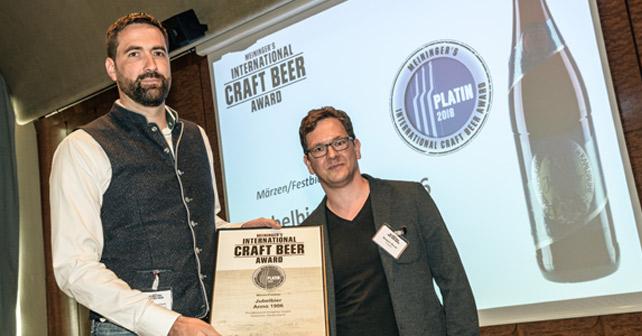 Meininger Craft Beer Award