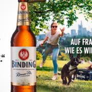 Binding Frankfurt Kampagne