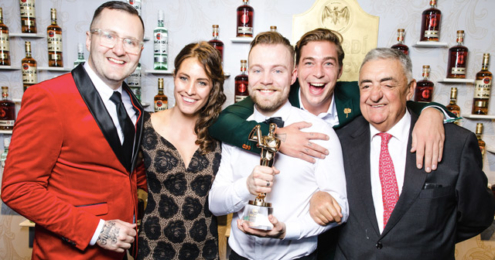 BACARDÍ® Legacy Cocktails Competition Sieger Jury 2018