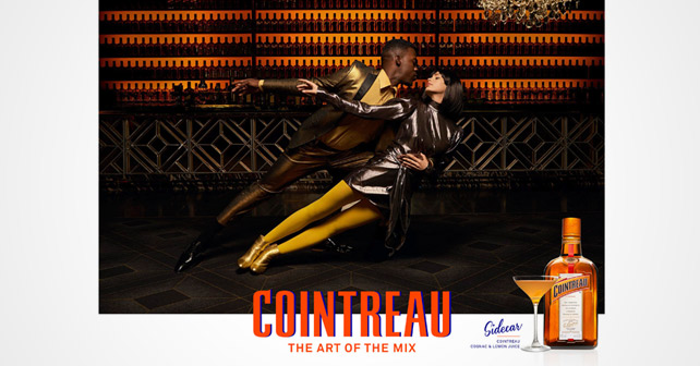 "COINTREAU ""The art of the mix"""