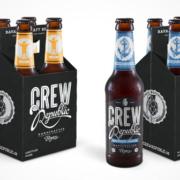 CREW REPUBLIC Easy Drunken Sailor 4-Pack