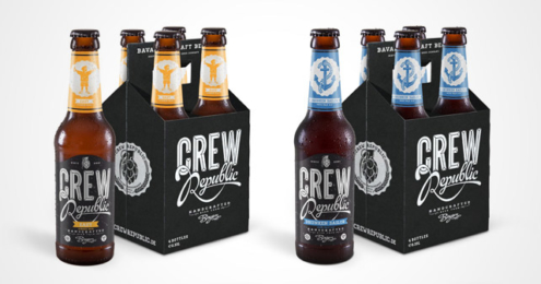 CREW REPUBLIC Easy Drunken Sailor 4-Pack