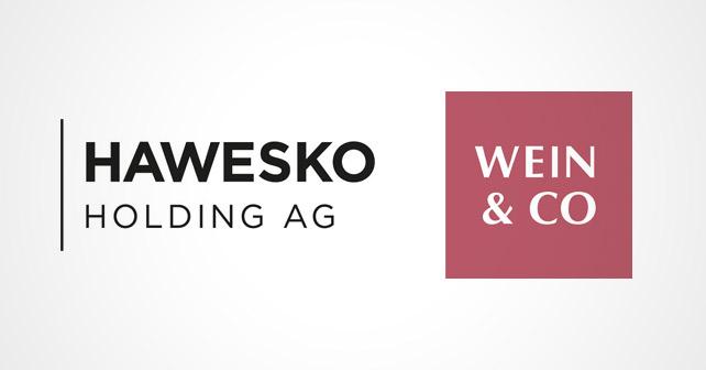 Hawesko WEIN & CO Logos