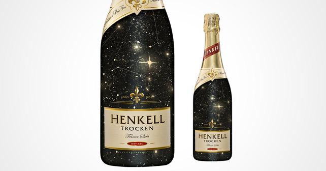 Henkell Limited Edition Sternbild
