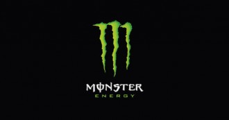 Monster Energy Logo neu