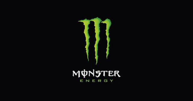 Monster Energy Logo neu
