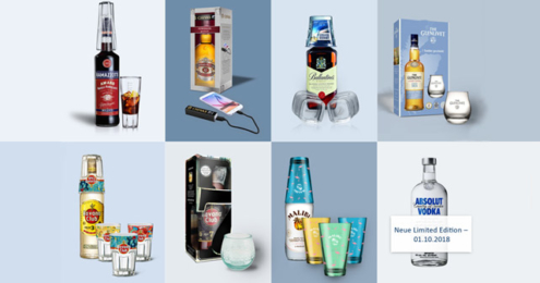 Pernod Ricard Winter Promotion 2018
