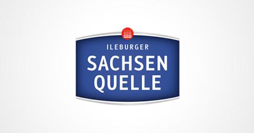 SACHSEN-QUELLE Logo