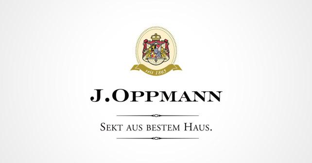 Sektkellerei J.Oppmann Logo
