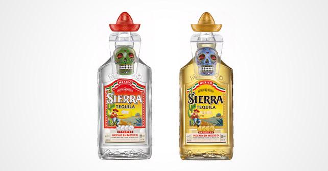 SIERRA Tequila Salzstreuer