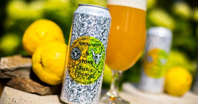 Hanscraft & Co. / Stone Quince-Essential Hazy Ale