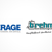 Team Beverage Brehm Logos