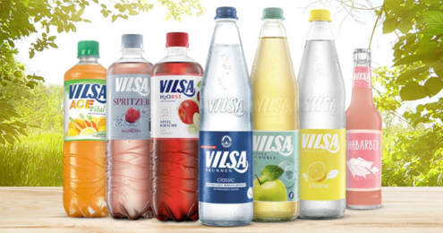 VILSA-BRUNNEN Produktrange Juli 2018