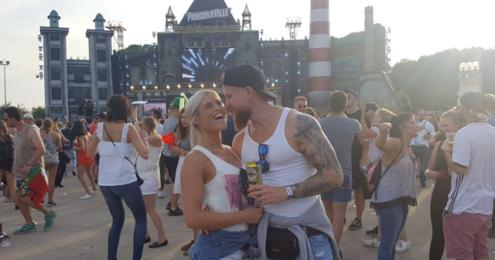 Warsteiner PAROOKAVILLE Brautpaar 2018