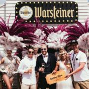 Warsteiner PAROOKAVILLE Hochzeit 2018