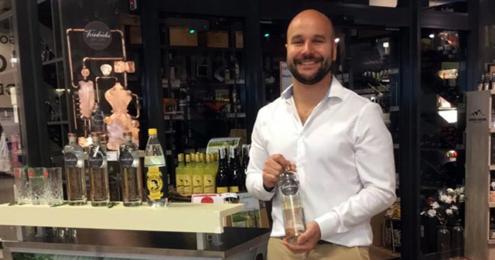 Friedrichs Dry Gin & Tonic-Testaktion