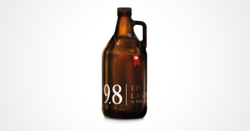 Bier im hochwertigen Growler Design