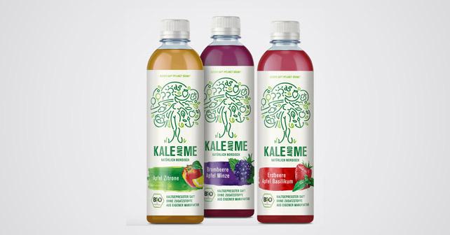 Kale&Me neue saefte