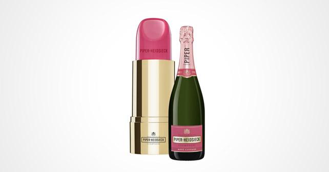 PIPER-HEIDSIECK mit Lipstick- Edition