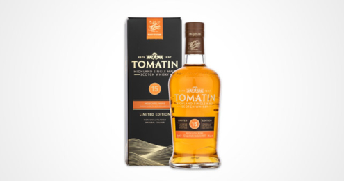 Tomatin Moscatel