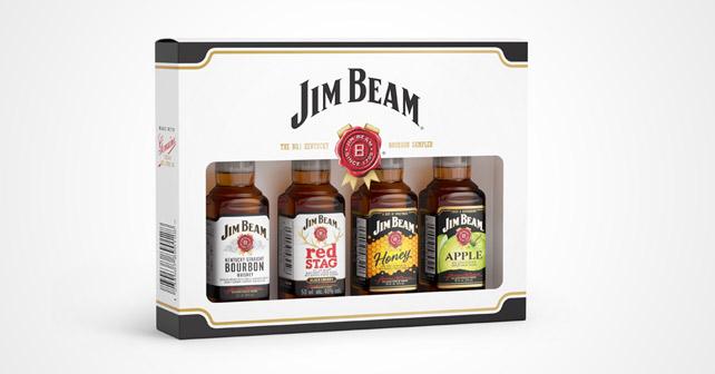 Beam Suntory Jim Beam Promo Weihnachten 2018