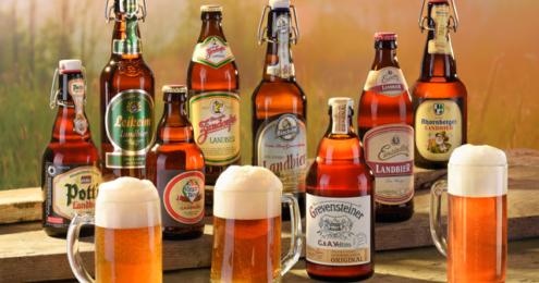 Landbier Produkte Veltins Grevensteiner