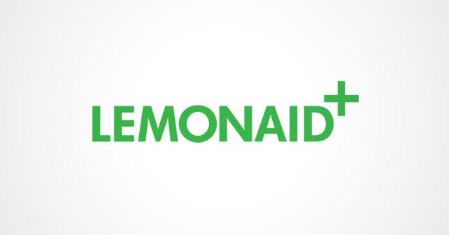 Lemonaid Logo grün