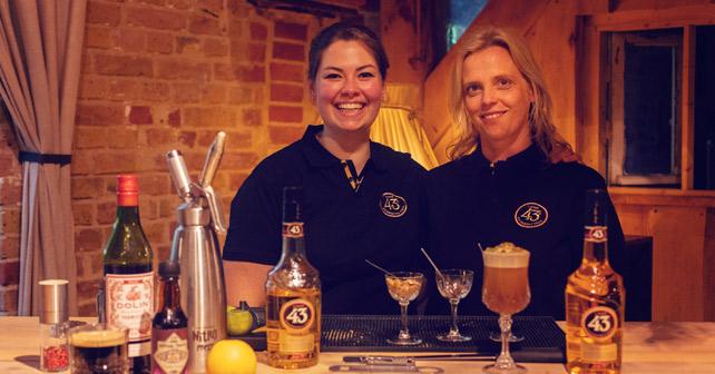 Licor 43 Most Passionate Bartender / Barista Contest 2018