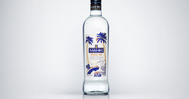 Mahiki Coconut Rum Flasche