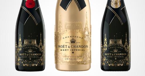 Moët & Chandon Tribute to French Art-de-Vivre
