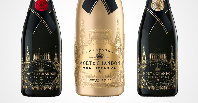 Moët & Chandon Tribute to French Art-de-Vivre