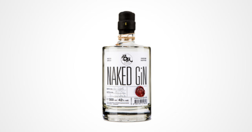 naked GiN Flasche