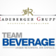 Radeberger Gruppe Team Beverage Logos
