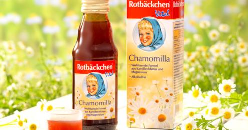 Rotbäckchen Vital Chamomilla