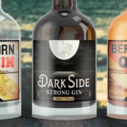 Sanddorn Gold Dark Side Bernstein Q Gin