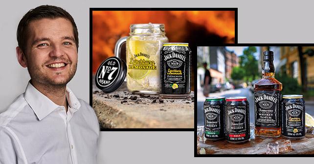Teaser JACK DANIEL'S Lynchburg Lemonade